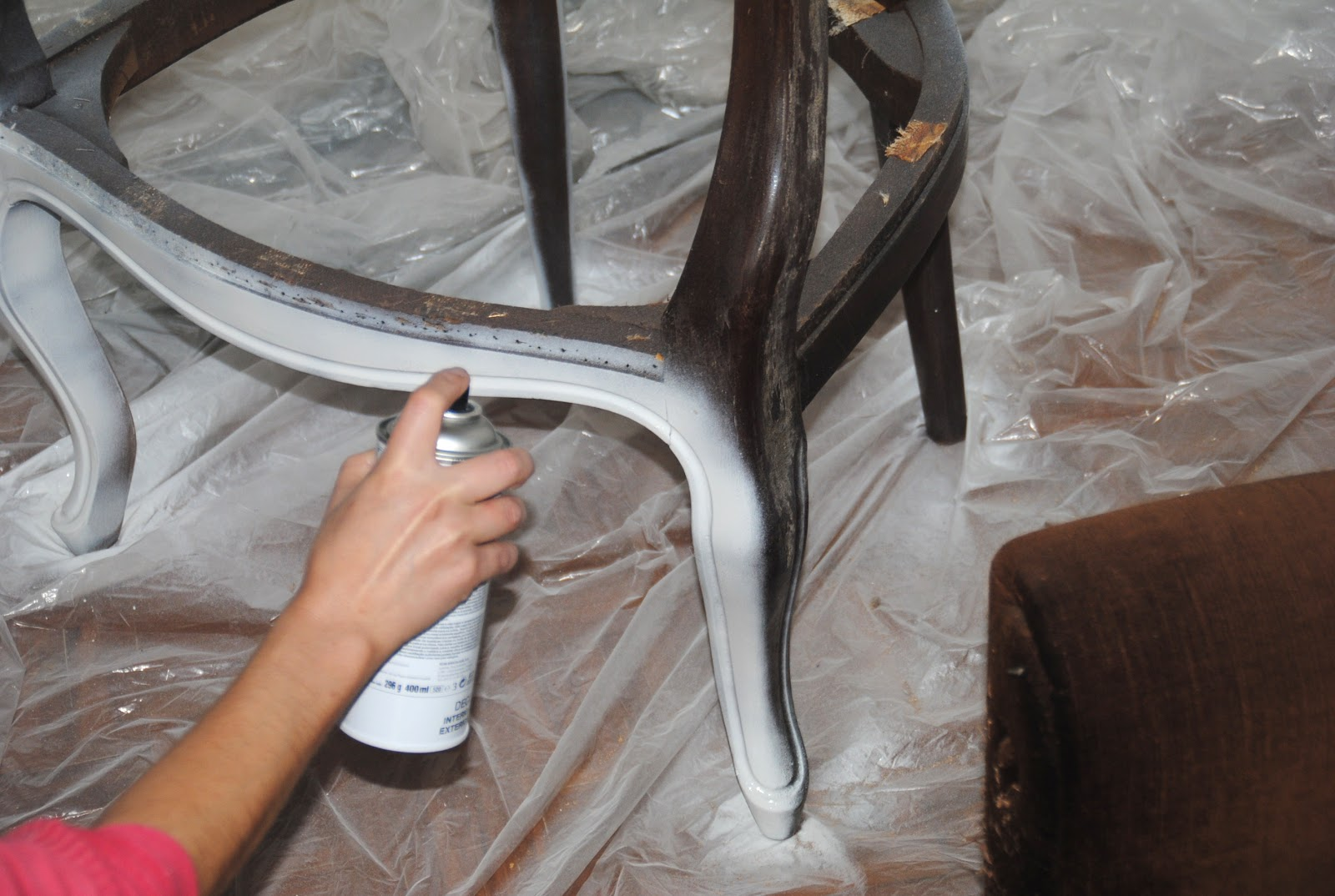 Como pintar móveis #1 ** How to paint furniture #1 #A4273F 1600x1074