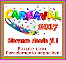 Pacote Carnaval 2017