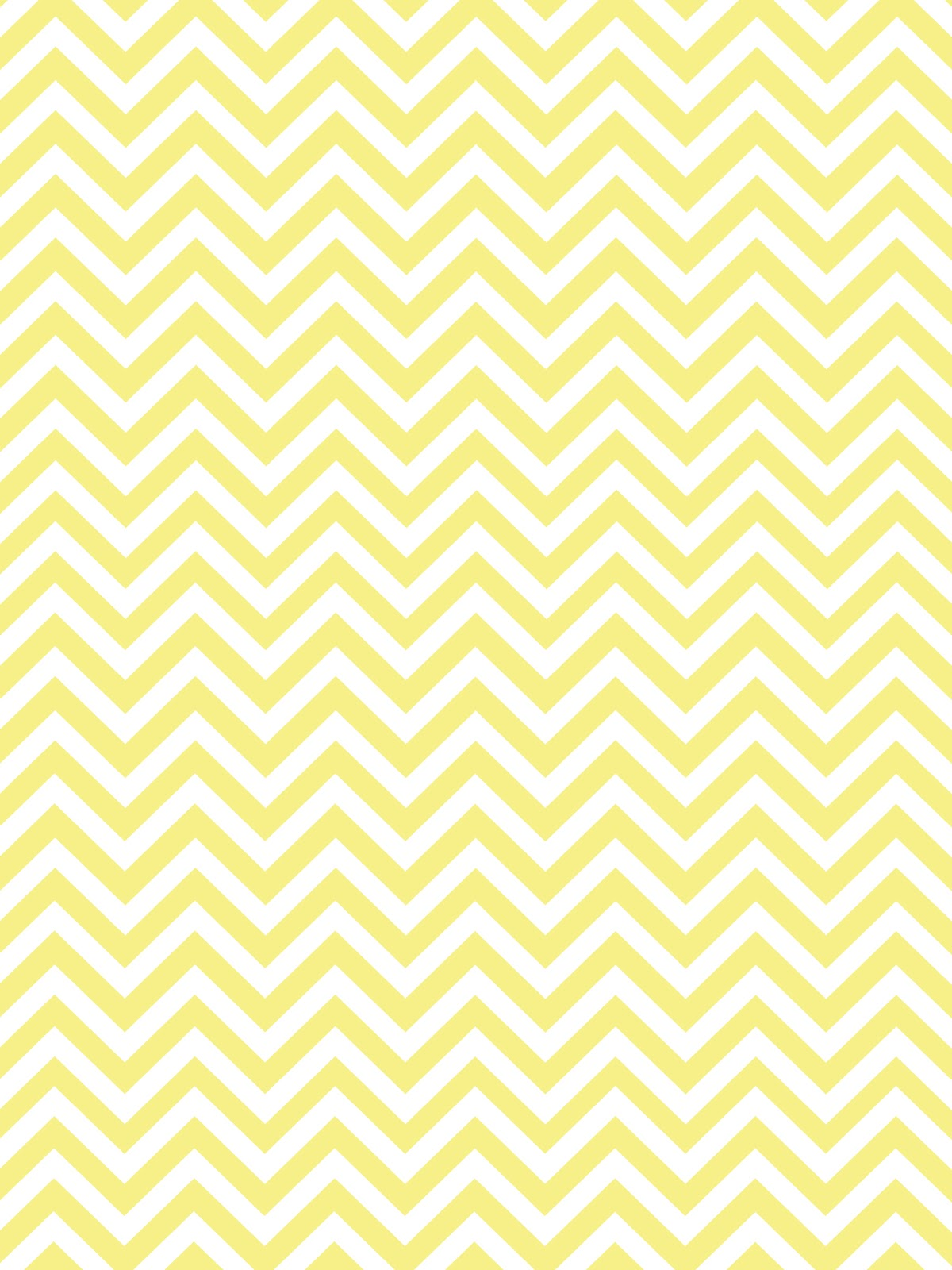 Yellow and blue chevron background