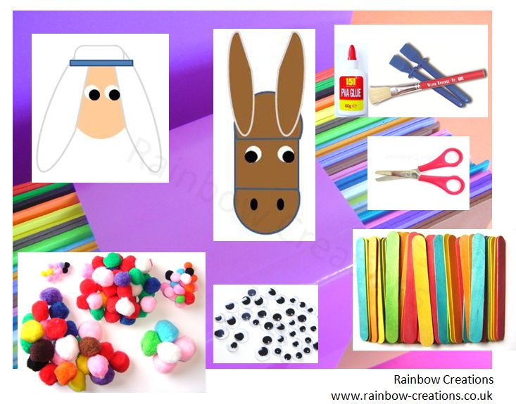 Rainbow creations art and craft for children blog for Foam sheet christmas crafts