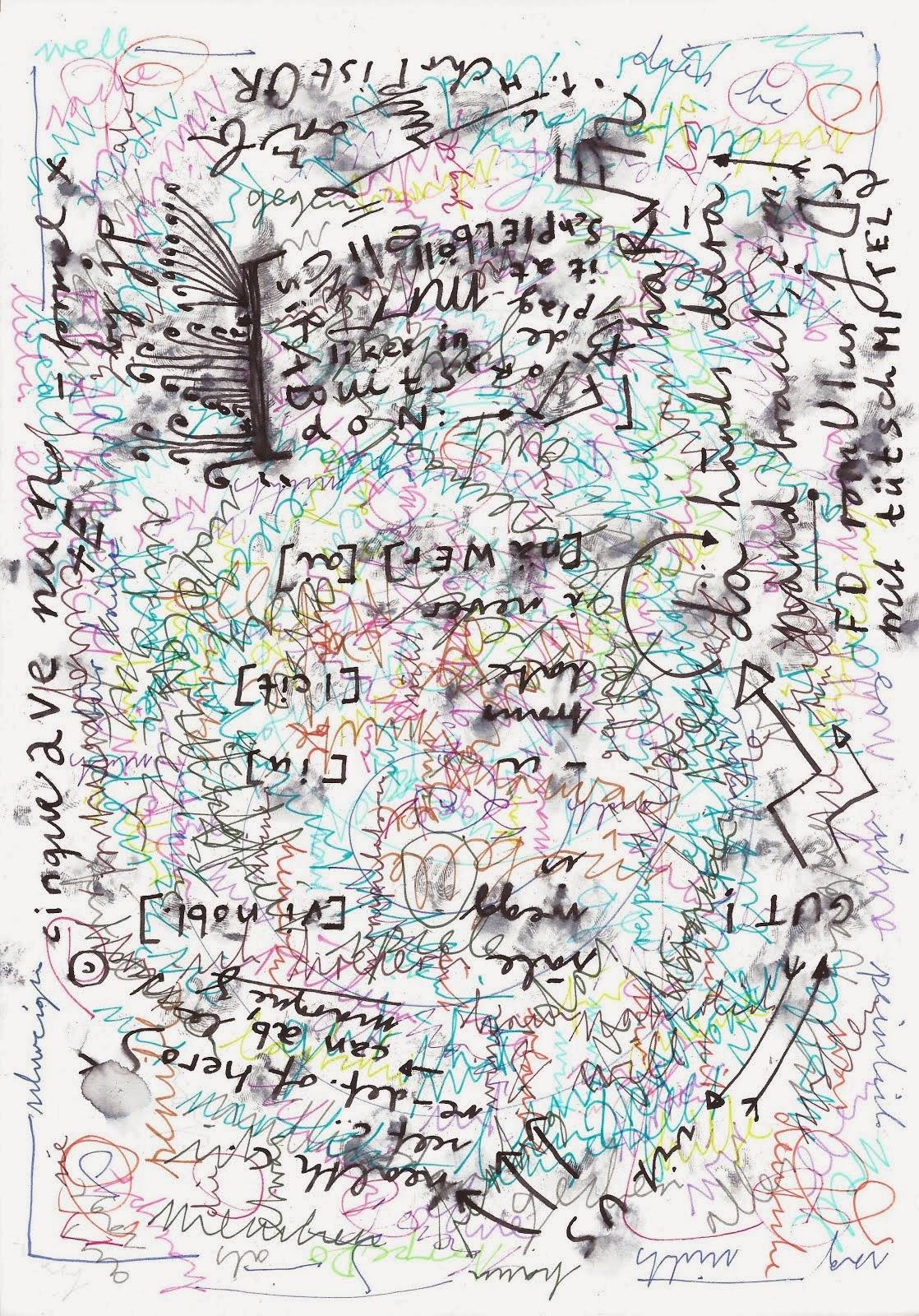 AINTE la POESIA - in solchen zeiten - panthéales - gedichte poèmes mischa vetere 2013 mine de rien