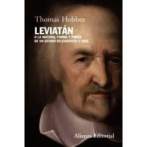 Triết học chính trị của Thomas Hobbes