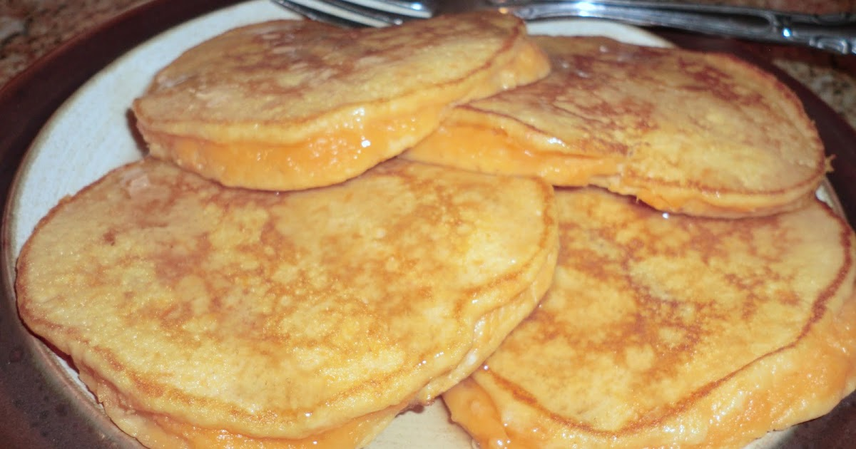 The Cookie Jar: Flourless Sweet Potato Pancakes