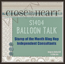 April SOTM Blog Hop