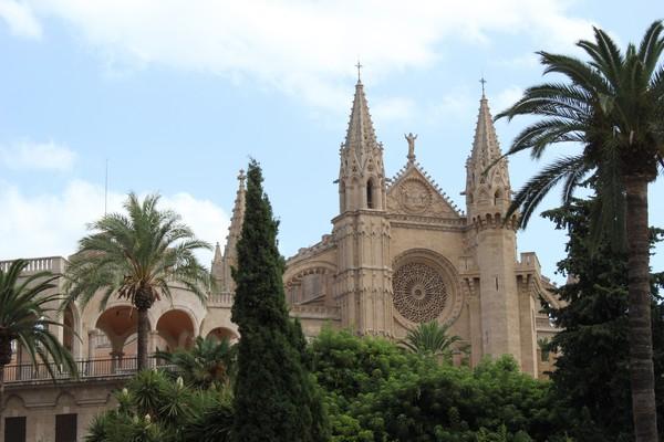 Katedra La Seu w Palma de Mallorca