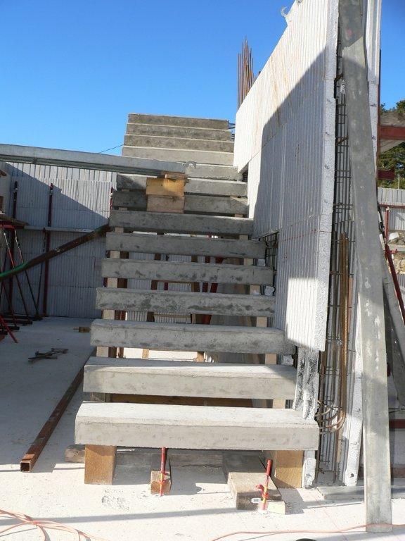 construire escalier en beton 28 images meilleur de. Black Bedroom Furniture Sets. Home Design Ideas