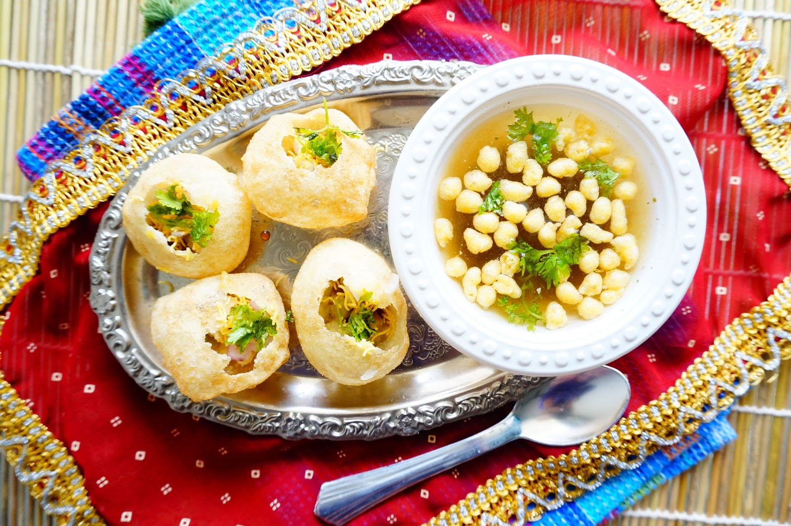 Scrumptious indian recipes how to make pani puri yummy crispy pani puri you can use readymade puri or you can prepare it at home once you have all the ingredients ready then it is ready in no time forumfinder Choice Image