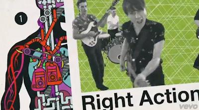Right Action - Franz Ferdinand