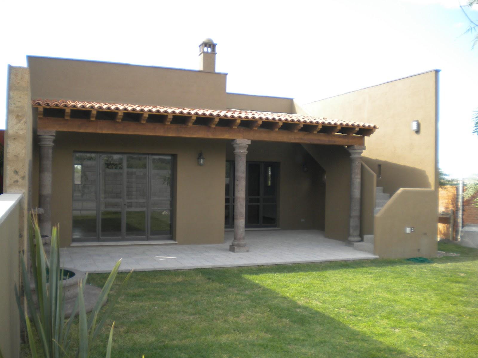 Casa campestre en xido sin muebles for Muebles para casas campestres