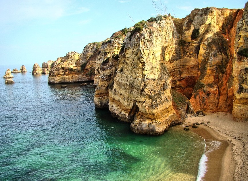 Lagos Portugal  city photo : ... & Newly Booked: Lagos, Portugal and Malaga, Spain with Woody