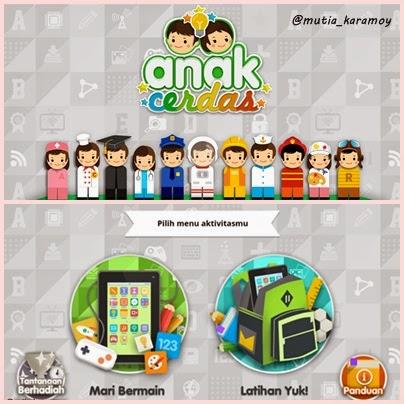 Aplikasi Anak Cerdas dari Acer