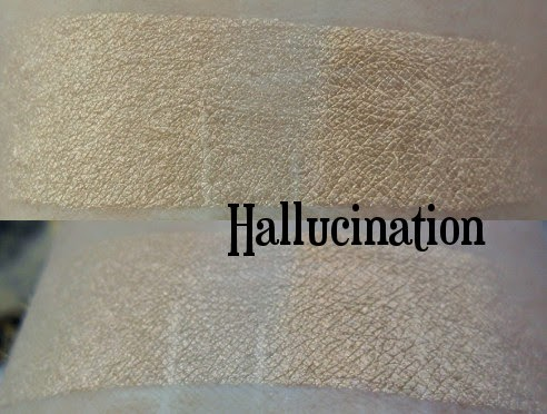 Meow Hallucination Swatch