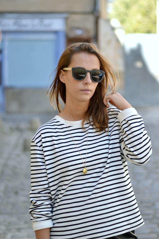 Blog mode marinière
