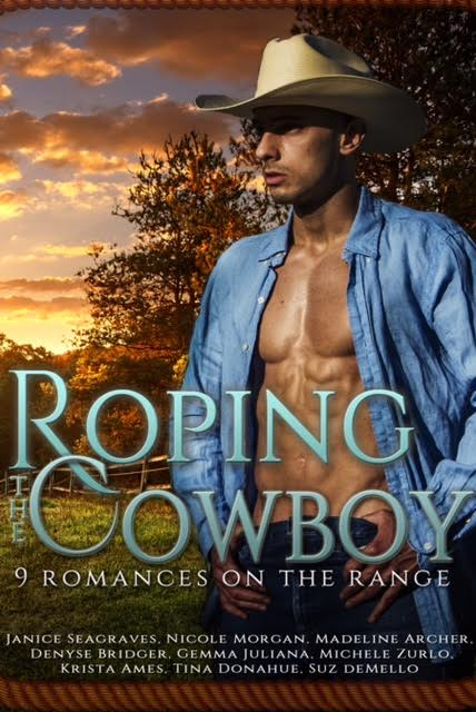 Pleasuring Pandora...Roping the Cowboy