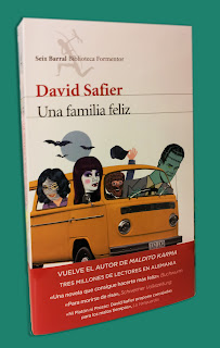 David Safier - Una familia feliz