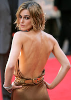 hot, sexy, Keira, Knightley, pics, backless, dress