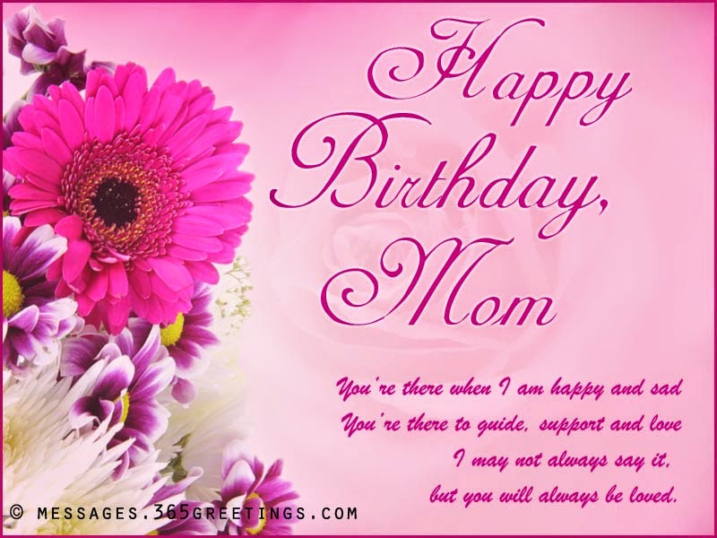 Birthday Cards For Son From Mother gangcraftnet – Birthday Greeting Card for Mother