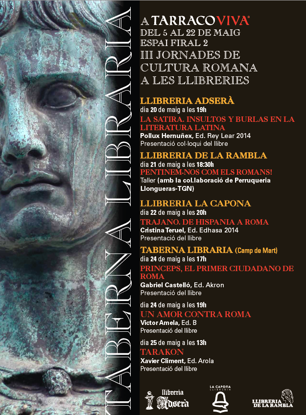 http://www.gremidellibreters.cat/index.php/noticies/actualitat/895-tarraco-viva-iii-jornades-de-cultura-romana-a-les-llibreries