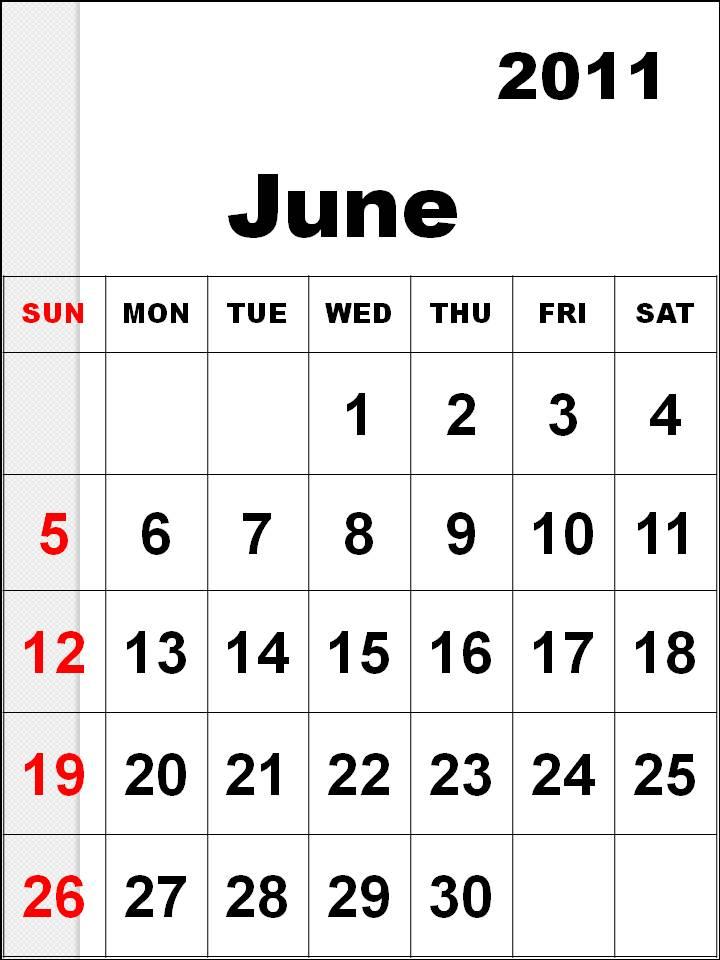 june and july calendar 2011. june and july calendar 2011.