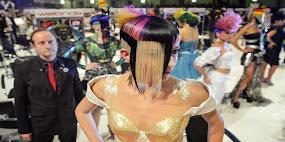 Φωτογραφίες από το παγκόσμιο πρωτάθλημα κομμωτικής στην Φρανκφούρτη Μάιος 2014!