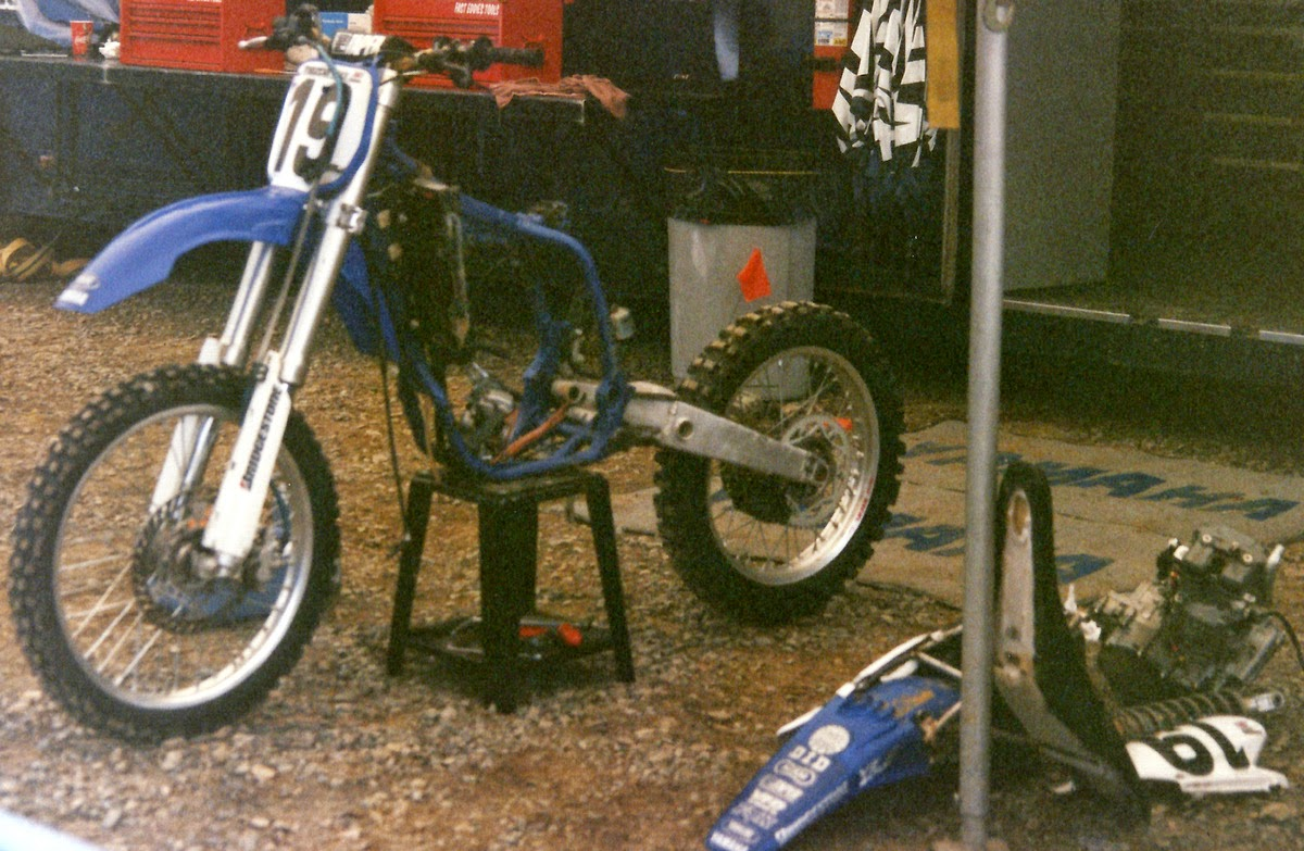 Doug Henry Broome Tioga 1998