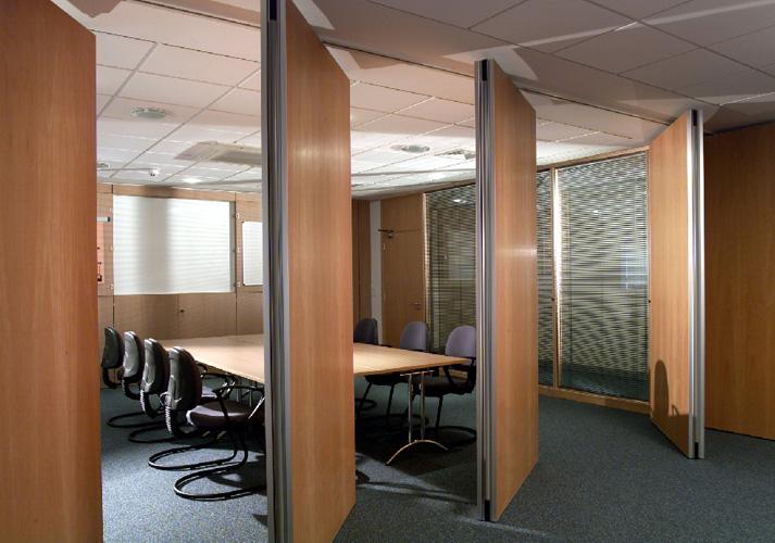 Foundation dezin decor designer wall partition for Sliding glass partitions home