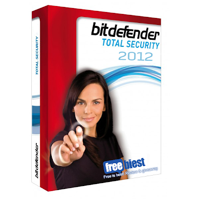 BitDefender Total Security 2012 + Crack