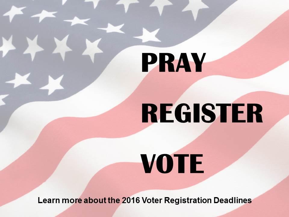 Take the Pledge: Rock the Vote