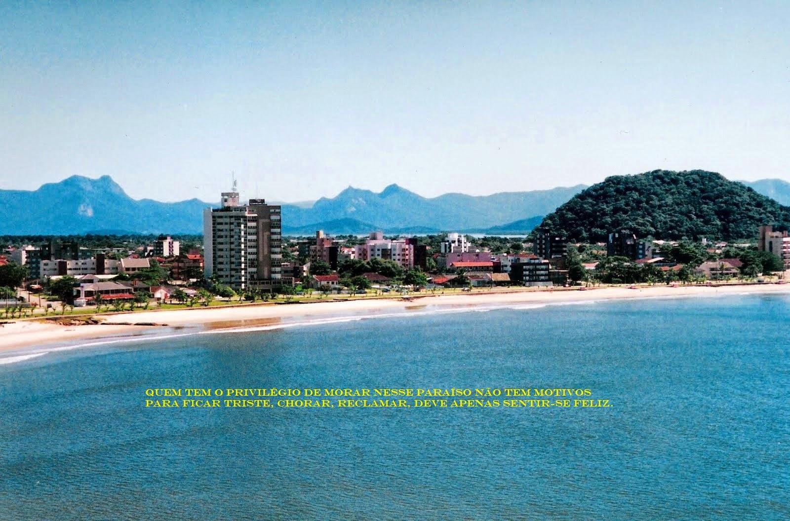 A mais bela praia do litoral do Paraná!