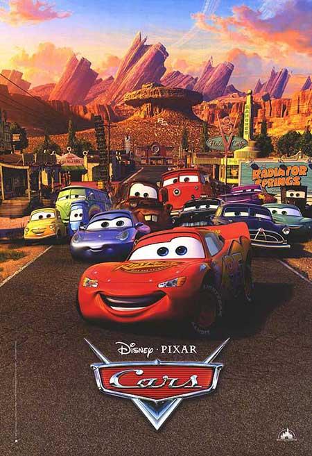Cars 1 สายลับสี่ล้อ ซิ่งสนั่นโลก HD 2006