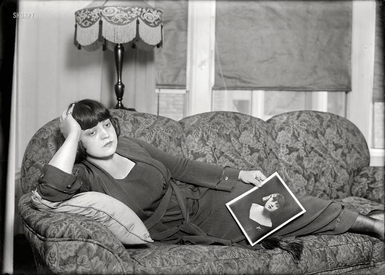 Rosa Ponselle, NY. 1919.