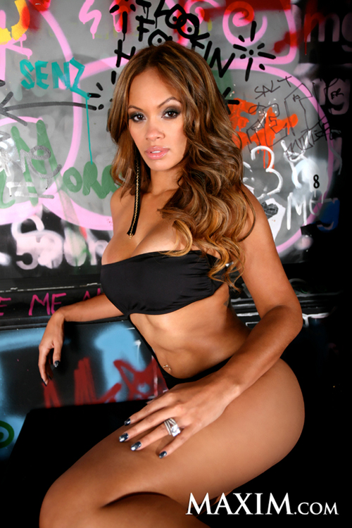 Quench Your Thirst Wed  EvelynEvelyn Lozada Sexy