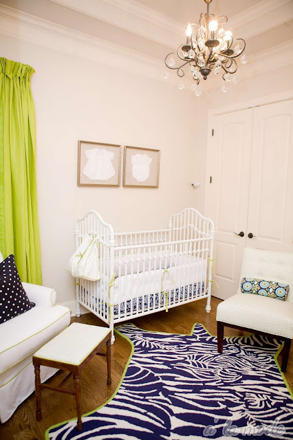 Right Away I Found This Room Via A La Mode Maven Adorable