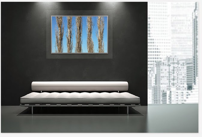 Decor with beautiful picture, buy art photography
