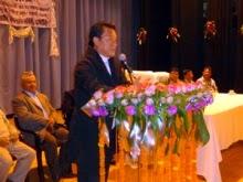Gorkha Janmukti Morcha president Bimal Gurung