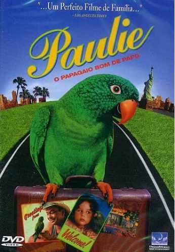 Filme Paulie Um Papagaio Bom de Papo   Dublado