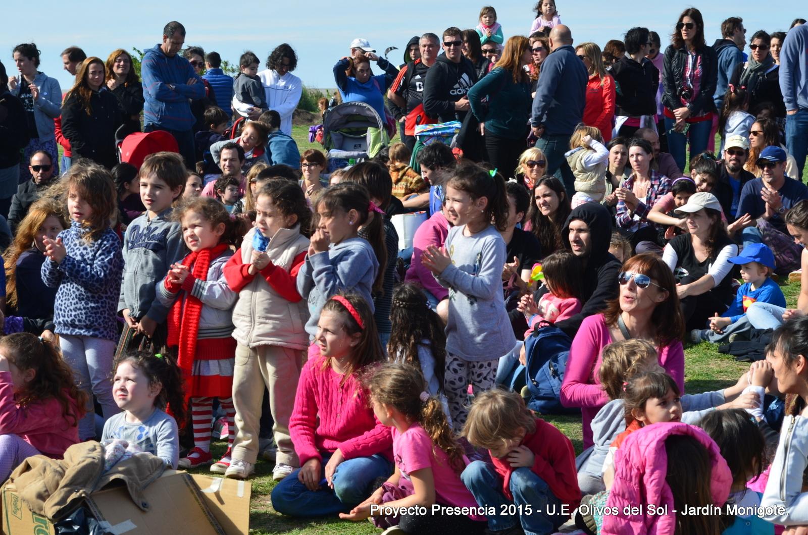 Unidad educativa olivos del sol jard n de infantes for Jardin de infantes 2015