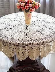 Taplak Meja dan Serbet Buatan Sendiri