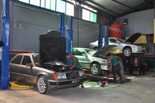 Bengkel Mobil Tanjaya Zona Motor