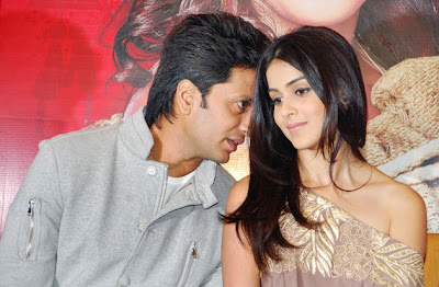 Actress Genelia and Riteish Photos