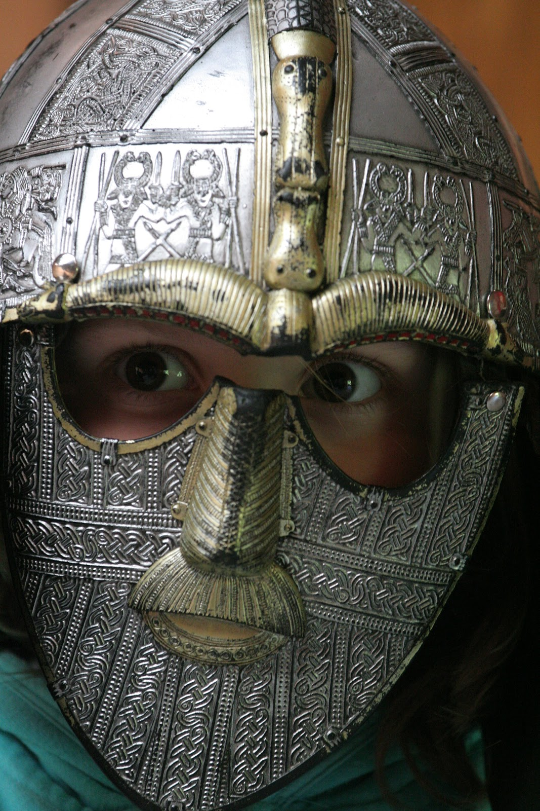Crazy Cambridge Mum Sutton Hoo