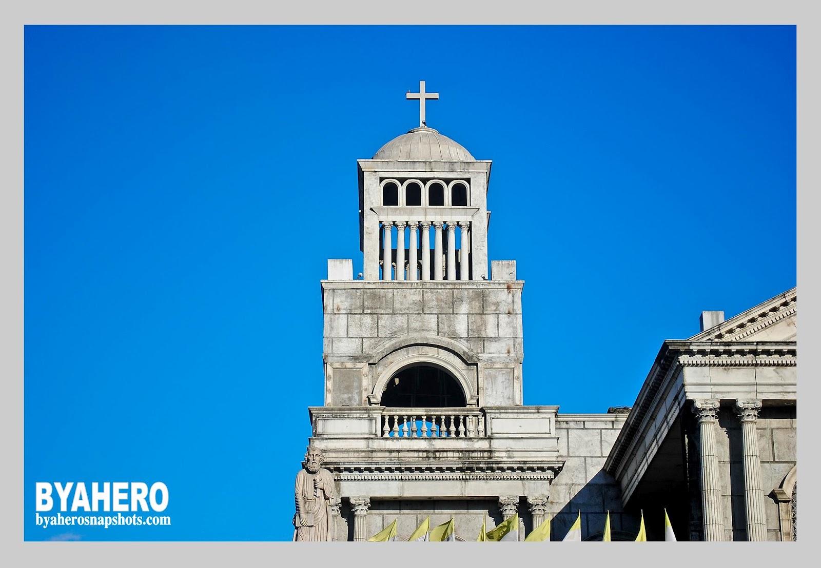 The Historic San Fransisco Church in Naga City
