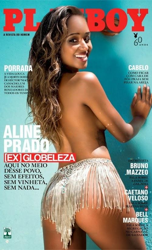 Revista Playboy - Aline Prado - Fevereiro 2014 Youtudoaki