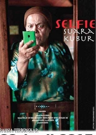 Tonton Selfie Suara Kubur Full Movie