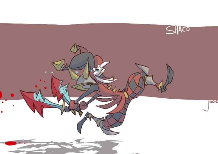 Jouste S Daily Highfive Dh5 052 Shaco The Demon Jester