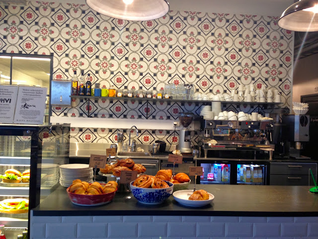 Moko Market & Cafén lauantaibrunssi