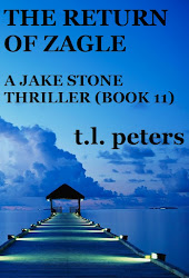 The Return of Zagle, A Jake Stone Thriller (Book 11)