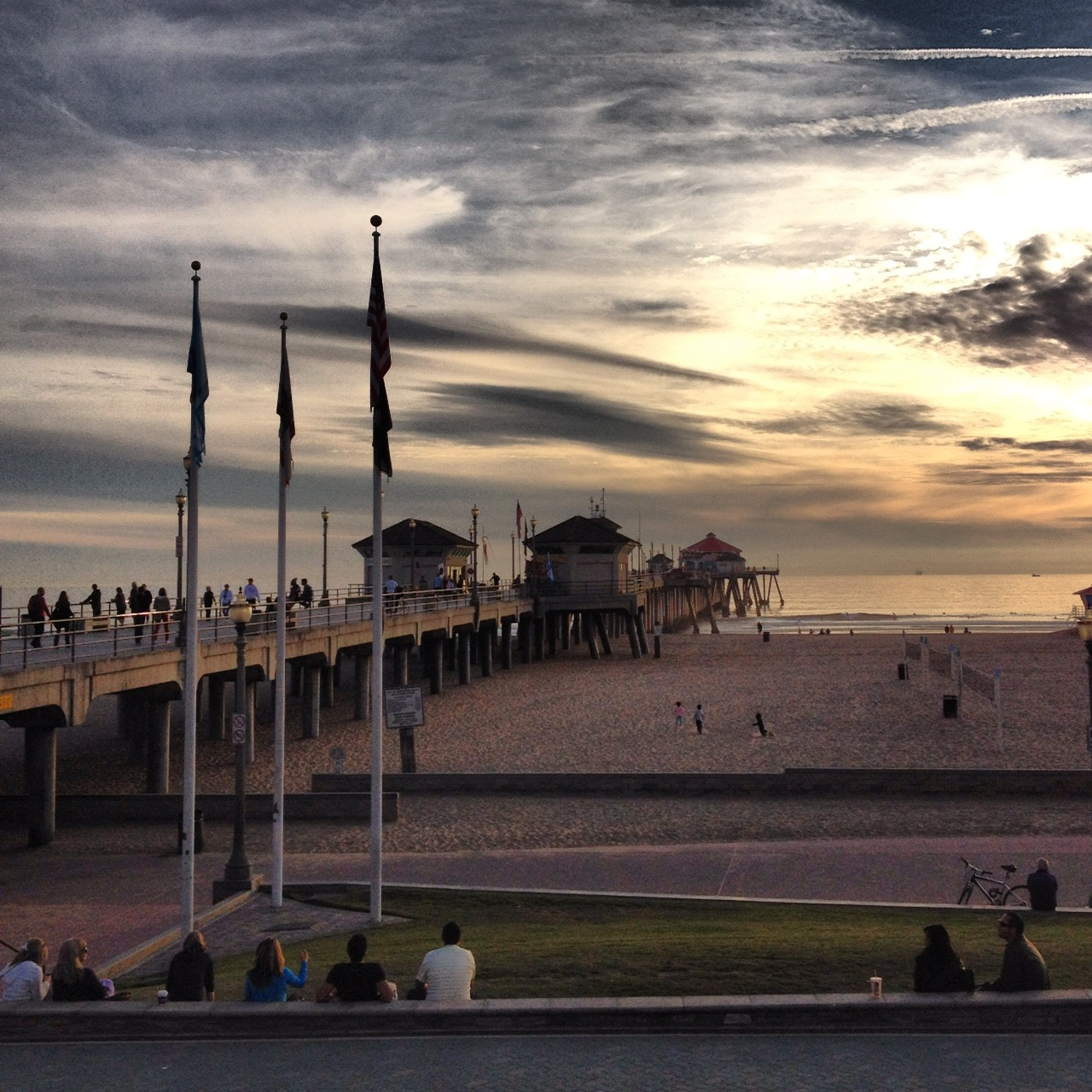 Places To Visit Huntington Beach Ca: The World Is A Book And The Ones Who Doesn't Travel Reads