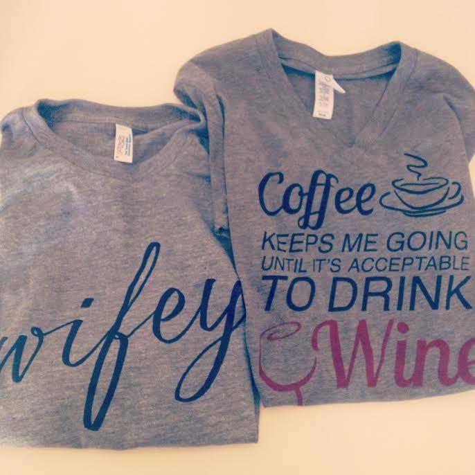 wifey tee shirt