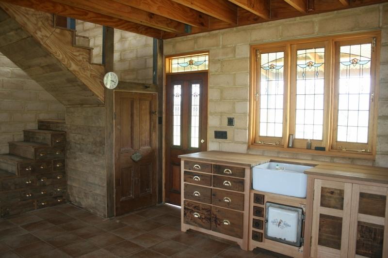 Pemberley for Kitchen back door with window